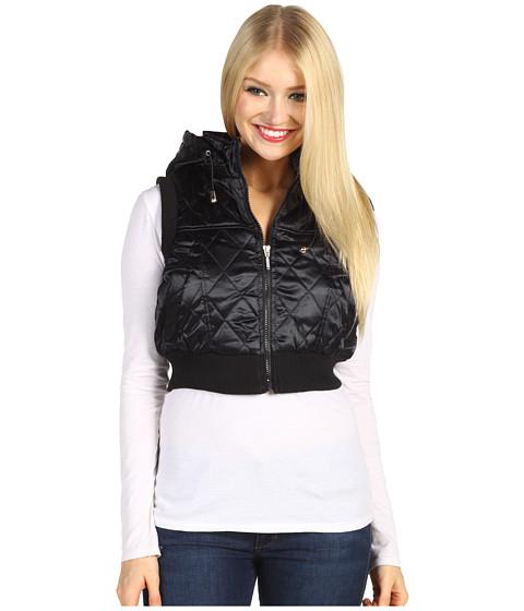 Jachete Christin Michaels - Darci Puffer Vest - Black