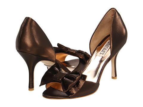 Pantofi Badgley Mischka - Madalyn - Bronze Fabric