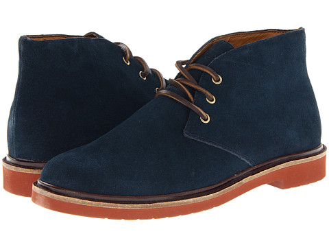 Ghete Fossil - Winston Boot - Navy