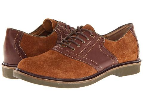 Pantofi Fossil - Springfield Oxford - Mahogany