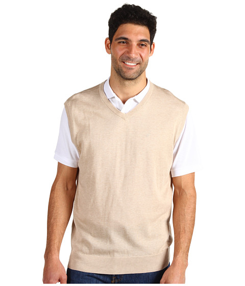 Pulovere Fitzwell - Abbatha Vest - Oatmeal Heather