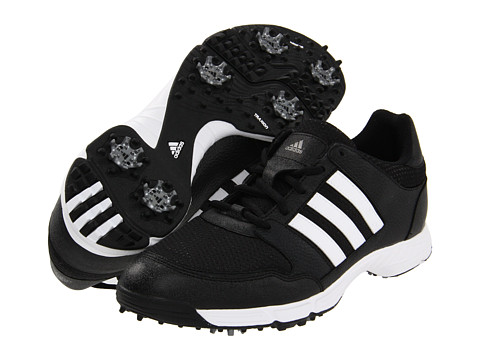 Adidasi adidas Golf - Tech Response 4.0 - Black/Black/White
