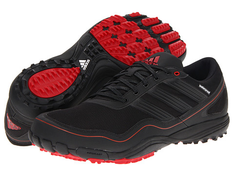 "Adidasi adidas Golf - puremotionâ""¢ - Black/Black/Red"