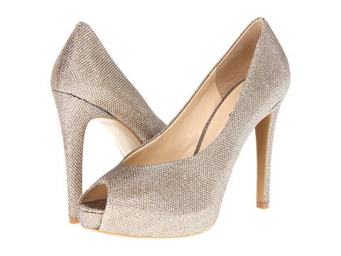 Pantofi GUESS - Hytner - Gold Fabric