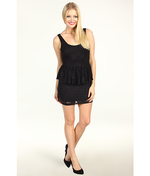 Rochii Gabriella Rocha - Noahe Lace Dress - Black