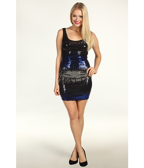 Rochii Gabriella Rocha - Vickie Sequin Dress - Cobalt