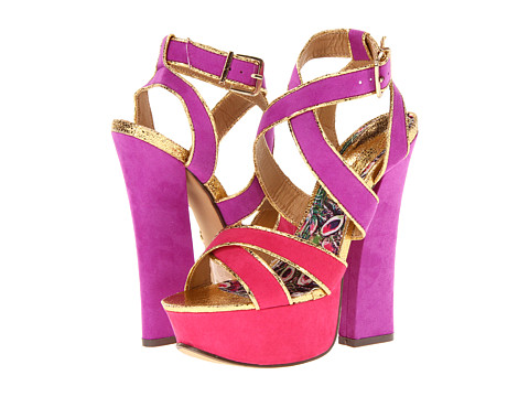 Sandale 2 Lips Too - Too Sassy - Fuchsia/Purple