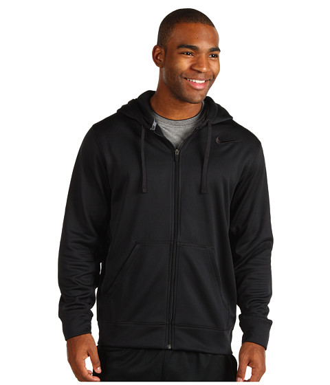 Bluze Nike - KO Full-Zip Hoodie 2.0 - Black/Black