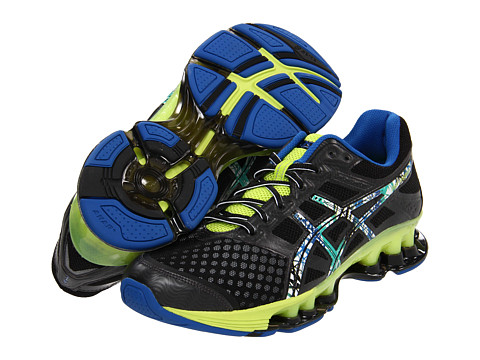 Adidasi ASICS - GEL-Rebelâ⢠- Black/Pop Art/Lime