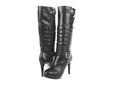 Cizme Rockport - Janae Quilted Tall Boot - Black