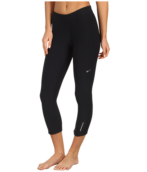 Pantaloni Nike - Relay Crop - Black
