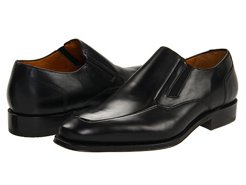 Pantofi Florsheim - Colebrook - Black Calfskin Leather