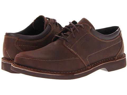 Pantofi Clarks - Doby 4 Eye - Chocolate