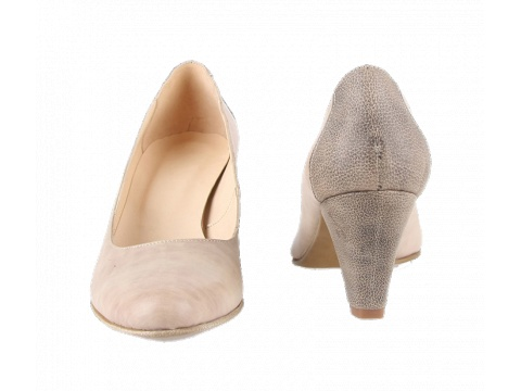 Pantofi Hotstepper - Pantofi Escarpen Lights - Grej