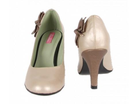 Pantofi Hotstepper - Pantofi Sweet November Delicate - Ivoire