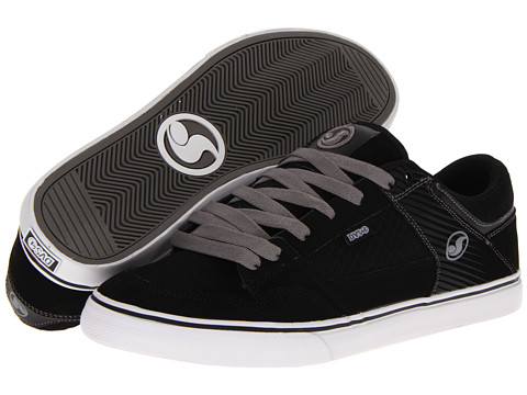 Adidasi DVS Shoe Company - Ignition CT - Black Nubuck H2O