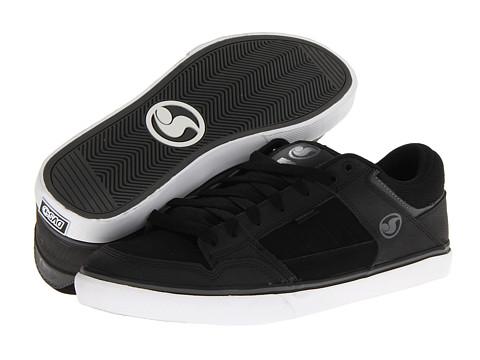 Adidasi DVS Shoe Company - Ignition CT - Black/Grey Leather HOL 13