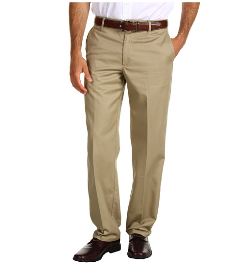 Pantaloni Dockers - Stain Defender® D2 Straight Fit Flat Front - Dark Khaki