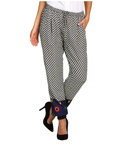 Pantaloni L.A.M.B. - Pant - Black/Ivory