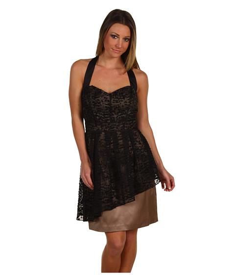 Rochii Max and Cleo - Corrina Overlay Dress - Black Combo