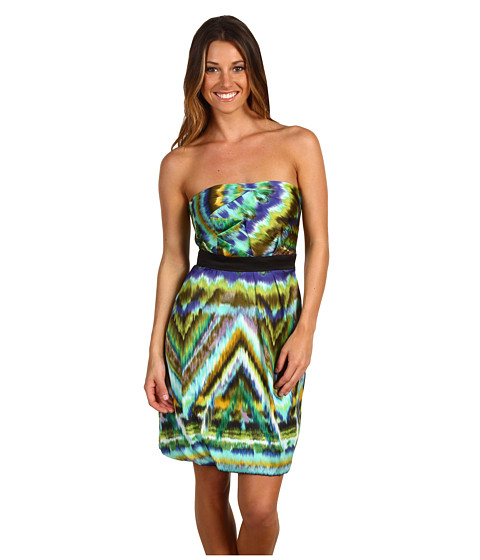 Rochii Max and Cleo - Strapless Origami Dress - Multi