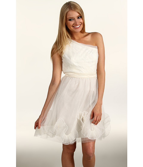 Rochii Max and Cleo - Tulle Jennifer Dress - Eggshell
