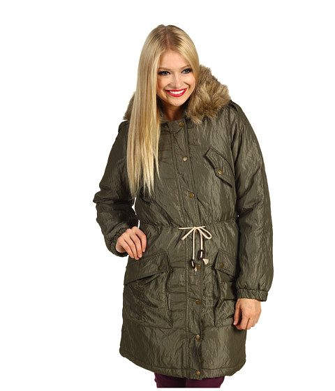 Jachete DEPT - Fancy Nylon Coat - Root Green