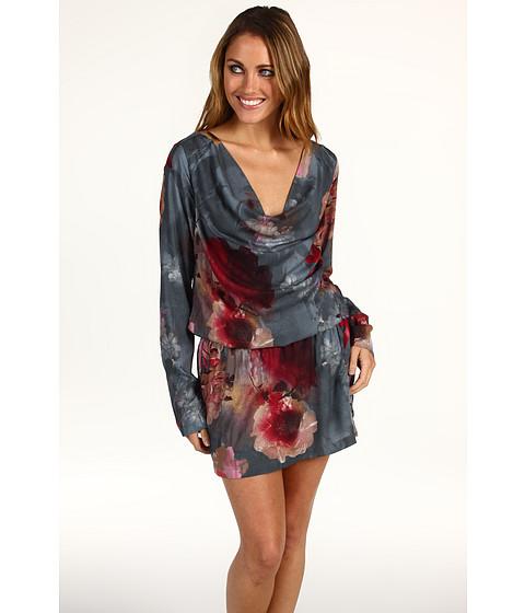 Rochii DEPT - Woven Dress - Light Petrol
