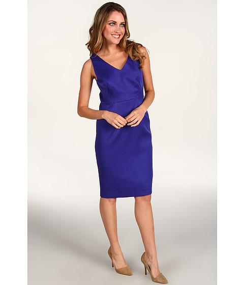 Rochii Anne Klein - Dress w/ Side Detail - Violet