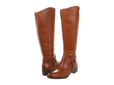 Cizme Franco Sarto - Clint Wide Calf - Friar Brown Calf