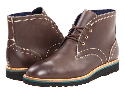 Ghete Cole Haan - Air Morris Chukka - Dark Brown