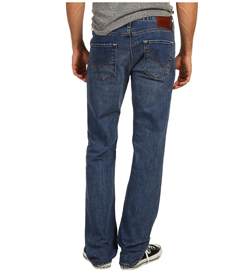 Blugi Big Star - Union Straight Leg Jean in Thompson Light - Thompson Light