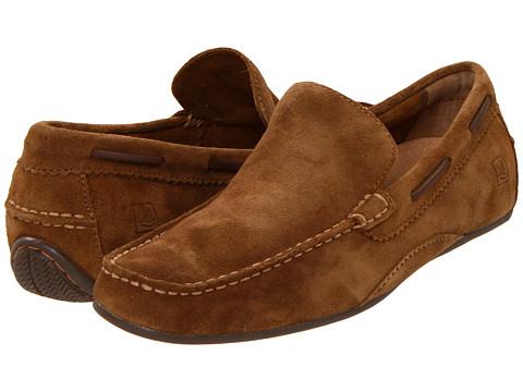 Pantofi Sperry Top-Sider - Atlas Driver Venetian - Tan Suede