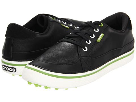 Adidasi Crocs - Bradyn - Black/Parrot Green
