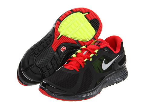 Adidasi Nike - Lunareclipse+ 2 - Black/University Red/Wolf Grey/Reflect Silver