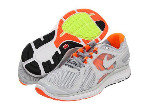 Adidasi Nike - Lunareclipse+ 2 - Pure Platinum/Wolf Grey/Total Orange/White