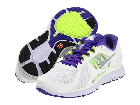 Adidasi Nike - LunarEclipse+ 2 - Summit White/Pure Purple/Palest Purple/Reflect Silver