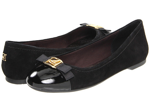 Balerini Sperry Top-Sider - Serena - Black Suede/Patent