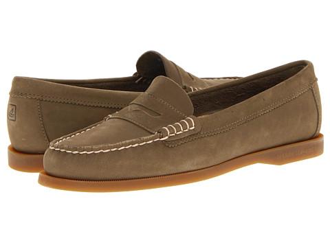 Pantofi Sperry Top-Sider - Hayden - Olive Nubuck