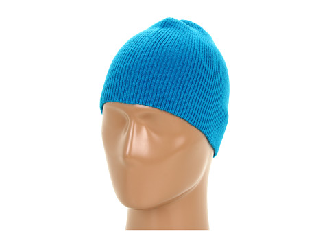 Sepci DC - 4X Skully Beanie - Blue Jewel