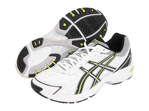 Adidasi ASICS - Gel-170â⢠TR - White/Black/Lime
