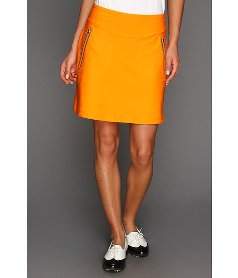 Fuste Nike - No Sew Knit Skort - Orange Horizon