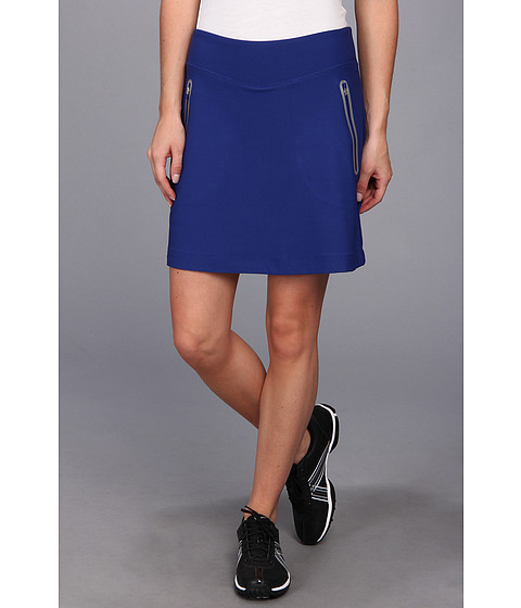 Fuste Nike - No Sew Knit Skort - Deep Royal Blue/Deep Royal Blue