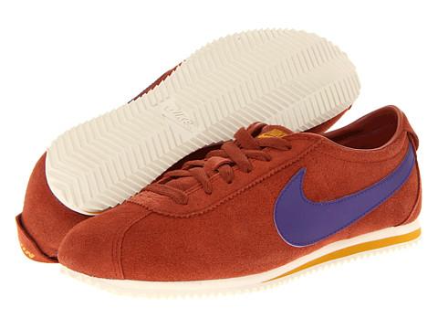 Adidasi Nike - Lady Cortez - Leather - Henna/Natural/Dark Gold Leaf/Court Purple