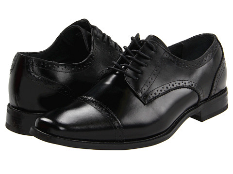 Pantofi Stacy Adams - Delmont - Black