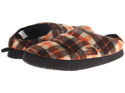 Adidasi The North Face - NSE Tent Mule III SE - Brown Check (Flannel)/Demitasse Brown