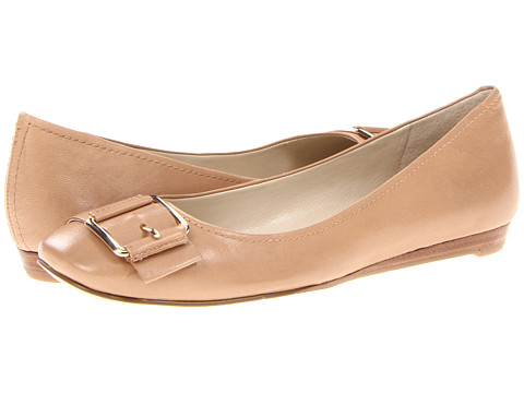 Balerini Nine West - Spectrum - Light Natural Leather