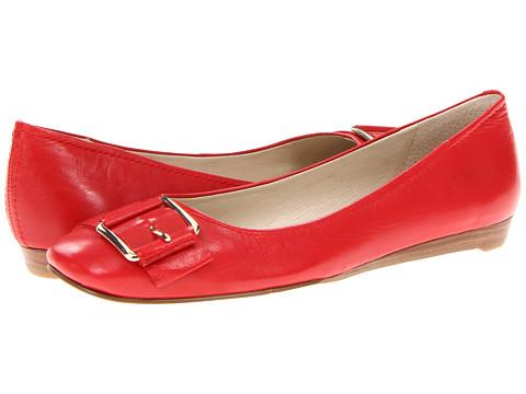 Balerini Nine West - Spectrum - Red Leather