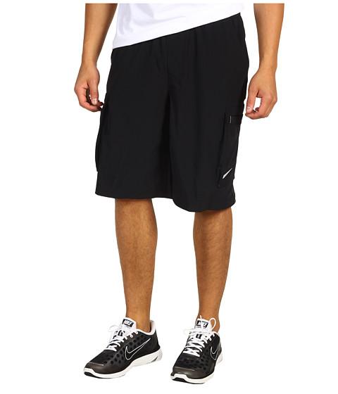 Pantaloni Scurti Nike - Twelve-Inch Stretch Woven Cargo Short - Black/Wolf Grey