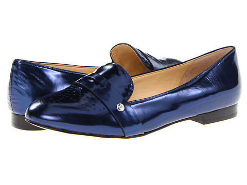 Balerini Ivanka Trump - Harriet - Dark Navy Specchio